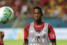 FIFA U-17 World Cup: Brazilian FA Hits Out at Flamengo Over Vinicius No Show