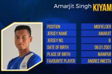 FIFA U-17 World Cup: Amarjit Singh to Captain India - Report