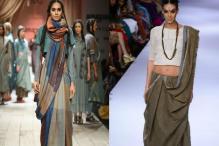 Anavila Misra Describes 8 Stylish Ways To Drape A Sari This Festive Season