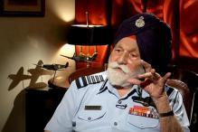 Arjan Singh, Marshal of Indian Air Force, Dies After Cardiac Arrest