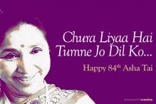 Asha Bhosle Birthday Special: A Playlist To Celebrate Legendary Singer's Versatility