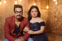 Bharti Singh and Harsh Limbachiyaa Look Super Cute In Their Pre-Wedding Shoot