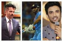A True Legend: Bollywood Celebrities Congratulate MS Dhoni