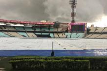 Rain Keeps Steve Smith and Boys Indoors in Kolkata