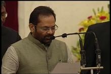 Mukhtar Abbas Naqvi Set To Be Only Muslim Minister in Modi's Cabinet
