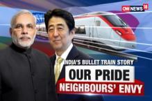 India's Bullet Train Story