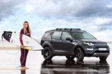 Jaguar Land Rover Launches 'Waste to Wave' Surfboard Made Using Recycled Plastic