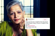 Twitter Erupts With Grief and Anger as Journalist Gauri Lankesh is Shot Dead