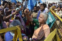 Villagers Affected by Narmada Dam Vow Jal Satyagraha Unto Death