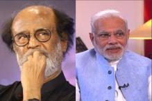 Rajinikanth Extends Support To PM Narendra Modi's 'Swachhata Hi Seva'