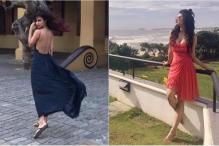 Mouni Roy Slays in Gorgeous Outfits While Vacationing In Sri Lanka