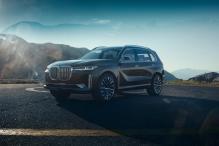 BMW X7 iPerformance Concept Unveiled at Frankfurt Motor Show