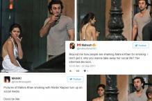 Ranbir-Mahira's New Photos Reignite Romance Rumours; Twitter Reacts
