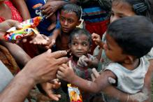 Photo Story: For Rohingya Muslim Child Refugees, too Many Losses to Count