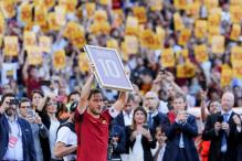 New Challenge Awaits Totti at AS Roma