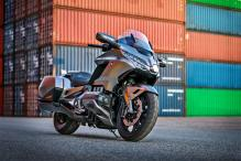 2018 Honda Gold Wing Touring Motorcycle Revealed