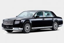 Toyota To Showcase All-New Century Limousine At 2017 Tokyo Motorshow