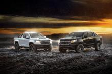 Chevrolet Special Edition 2018 Colorado ZR2 Off-Road Truck to Officially Debut at SEMA