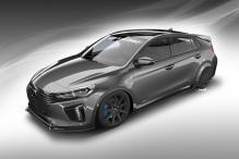 Hyundai Joins Hand With Bisimoto For 2017, To Showcase Ioniq Hybrid