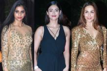 Gauri Khan's Halloween Party: Suhana Khan Steals the Show