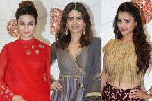 Sandiip Sikcand's Pre-Diwali Party: A Star-Studded Event
