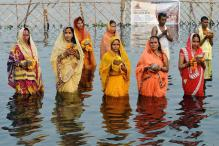 Chhath Puja Celebrations in India