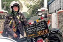 Cross-country Biker and Activist Sana Iqbal Dies in Car Crash in Hyderabad