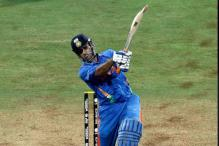 MS Dhoni Turns Back the Clock to 2011 at Wankhede Stadium