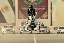 Move Over Ferrari and Lamborghini, Dubai Police Now Has a Flying Motorcycle