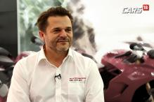 Interview: GST Makes Business Easier, Says Ducati India MD Sergi Canovas