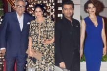 Mukesh Ambani's Party: Stars Let Their Hair Down