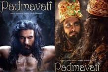 Ranveer Singh's menacing look as Sultan Alauddin Khilji in Padmavati