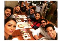 Golmaal Again Team Celebrate Film's Success Over Lunch