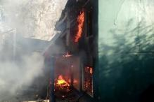 Mob Set House of Killed PDP Member on Fire, Police Rescue Family