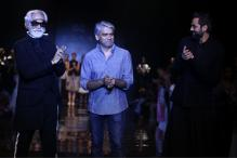 AIFWSS'18: Actor Abhay Deol Turns Showstopper For Rajesh Pratap Singh