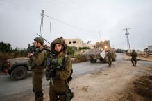 Israel Strikes Gaza After Blast Wounds Four Soldiers