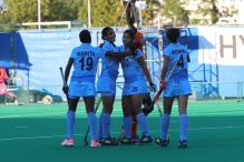Focus on Speed and Agility at Indian Women's Team Camp
