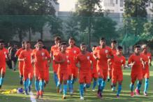 17 from India's U-17 WC squad among 29 probables for AFC U-19