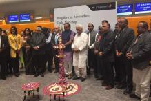 Jet Airways Starts Bangalore-Amsterdam Flight Service