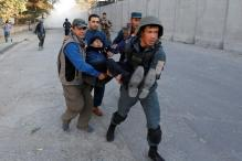 Blast Rocks Kabul's Diplomatic Zone, Multiple Casualties, Say Witnesses