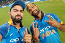 Kohli Acknowledges Dhawan's Efforts in Series-levelling Win in Pune