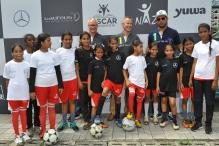Yuvraj Singh Announced Brand Ambassador For Laureus And Mercedes-Benz