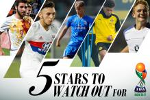 FIFA U-17 World Cup: Five Stars Who Can Take Event by Storm