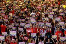 Thousands Rally in Malaysia to Oust Premier Najib Razak