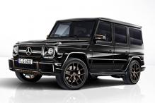 Mercedes-Benz Says Goodbye to G Class with Mercedes-AMG G 65 Final Edition