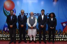 FIFA U-17 World Cup: PM Modi Graces India's Opening Game