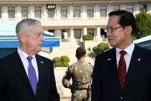 Jim Mattis in Seoul, Says US Can't Accept Nuclear North Korea