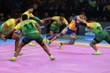 Pro Kabaddi League: Tamil Thalaivas Stun Patna Pirates
