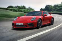 Porsche 911 GT3 Launched in India at Rs 2.3 Crore