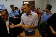 Kremlin Critic Alexei Navalny Jailed for Third Time This Year